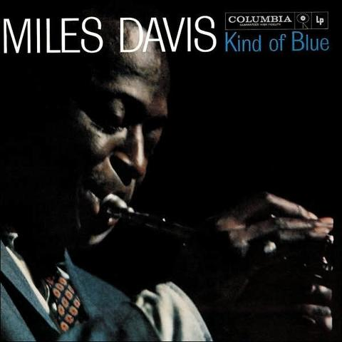 Miles Davis - Kind Of Blue (UDSOLGT)