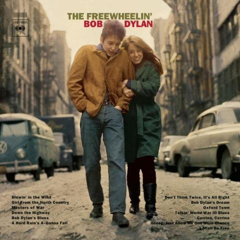 Bob Dylan - The Freewheelin' Bob Dylan (Mono)