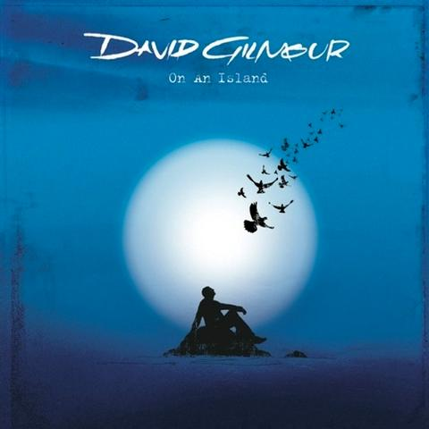David Gilmour - On An Island (UDSOLGT)