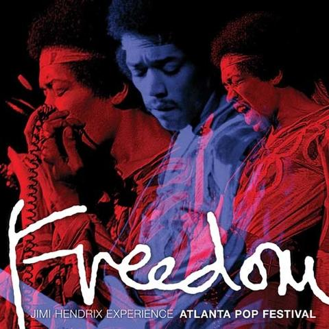 Jimi Hendrix - Freedom / Atlanta Pop Festival (2LP)