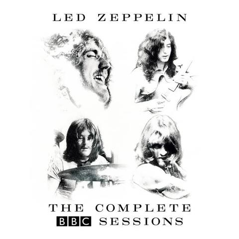 Led Zeppelin - The Complete BBC Sessions (5LP-Box)
