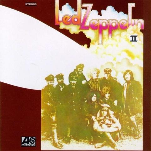 Led Zeppelin - Led Zeppelin II (udsolgt)