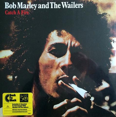 Bob Marley And The Wailers - Catch A Fire (UDSOLGT)