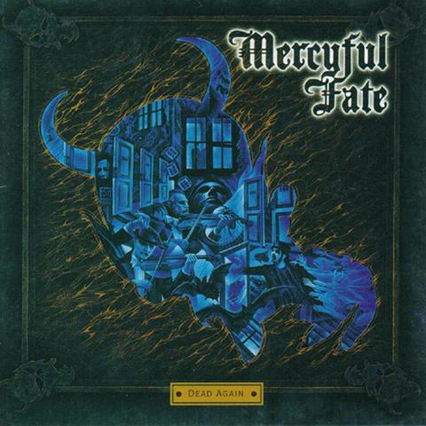 Mercyful Fate - Dead Again (2LP)