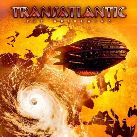 Transatlantic - The Whirlwind (2LP+CD)