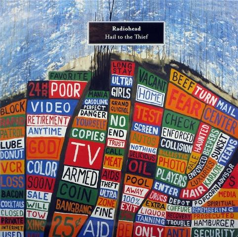 Radiohead - Hail To The Thief (2LP) (UDSOLGT)