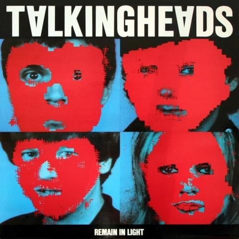 Talking Heads - Remain In Light (UDSOLGT)