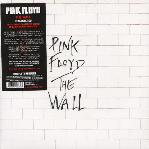 Pink Floyd - The Wall (2LP) (UDSOLGT)