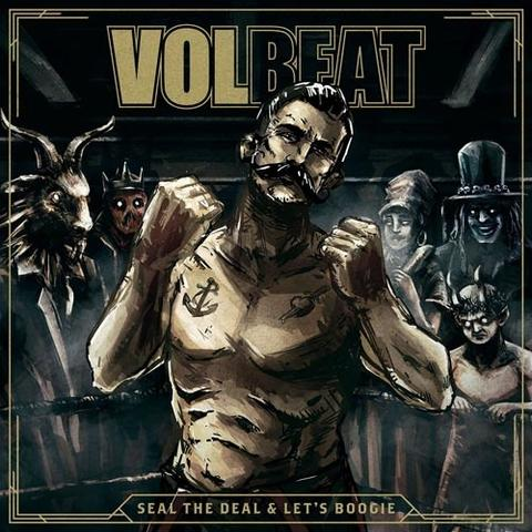 Volbeat - Seal The Deal & Let's Boogie (2LP+CD) (UDSOLGT)