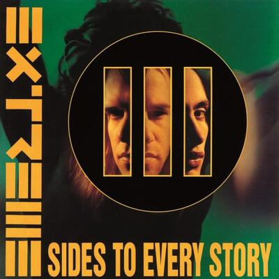 Extreme - III Sides To Every Story (2LP) (Farvet vinyl)