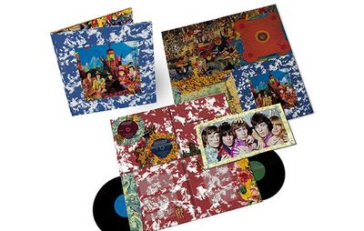 The Rolling Stones - Their Satanic Majesties Request / 50th Anniversary Deluxe Edition (2LP+2CD) (Udkommer d. 22/9)