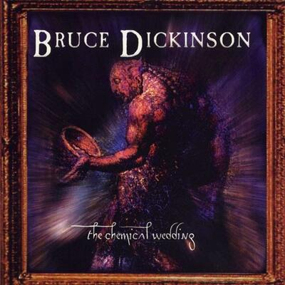 Bruce Dickinson - The Chemical Wedding (2LP) (Udkommer d. 27/10)