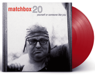Matchbox 20 - Yourself Or Someone Like You (Rød vinyl) (Udsolgt)