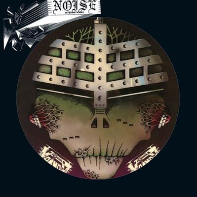 "Voivod - Too Scared To Scream (12"" Picture Disc) (RSD 2018)"