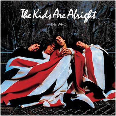 The Who - The Kids Are Alright (2LP - Farvet vinyl) (RSD 2018)