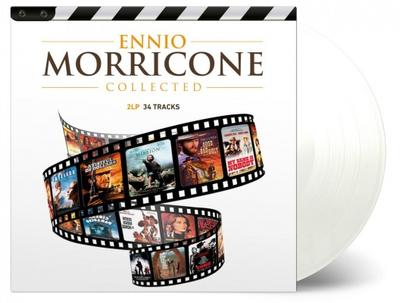 Ennio Morricone - Collected (2LP) (Klar vinyl)