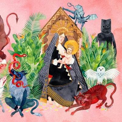 Father John Misty - I Love You, Honeybear (2LP)