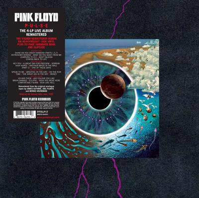Pink Floyd - Pulse (4LP)