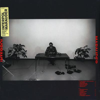 Interpol - Marauder (Limited Edition)