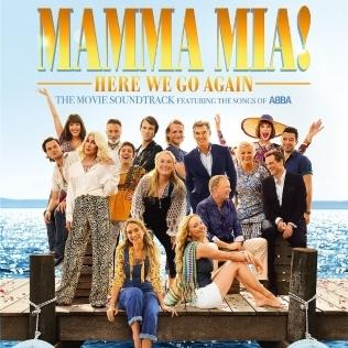 Mamma Mia! Here We Go Again (Soundtrack) (2LP)