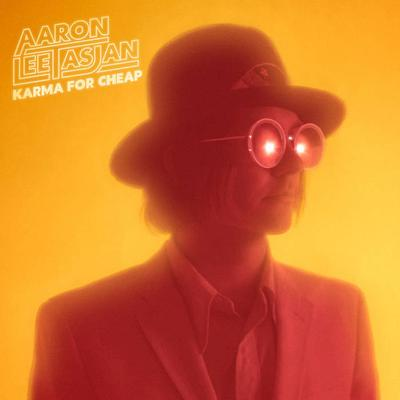 Aaron Lee Tasjan - Karma For Cheap (Farvet Vinyl)