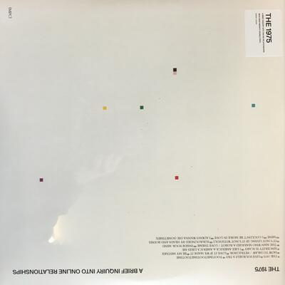 The 1975 ‎– A Brief Inquiry Into Online Relationships (2LP)