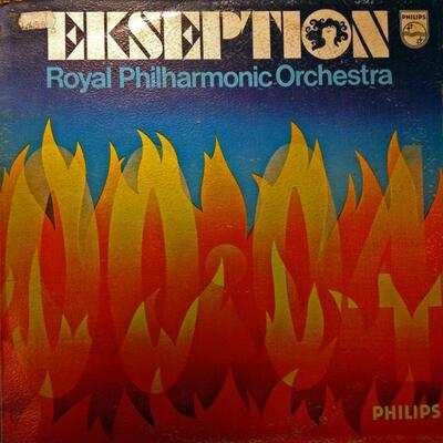 Ekseption / Royal Philharmonic Orchestra* ‎– Ekseption 00.04