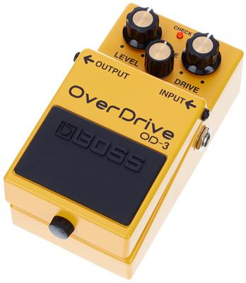 Boss OD-3 Over Drive Pedal