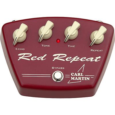 Carl Martin Red Repeat Pedal