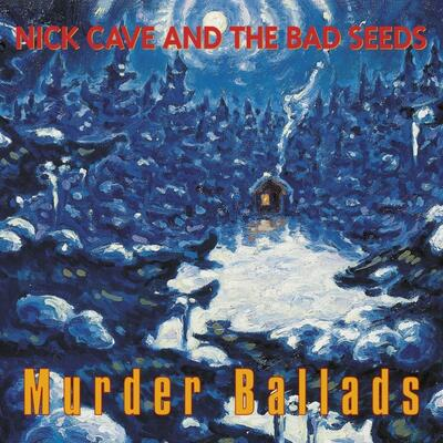 Nick Cave & The Bad Seeds - Murder Ballads (2LP) (UDSOLGT)
